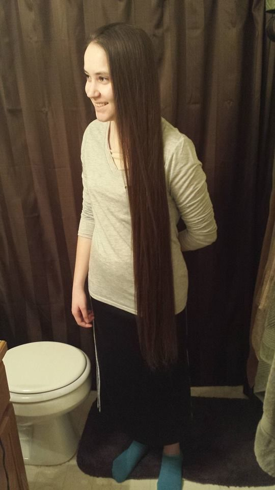 17 Best Images About Long Apostolic Hair On Pinterest