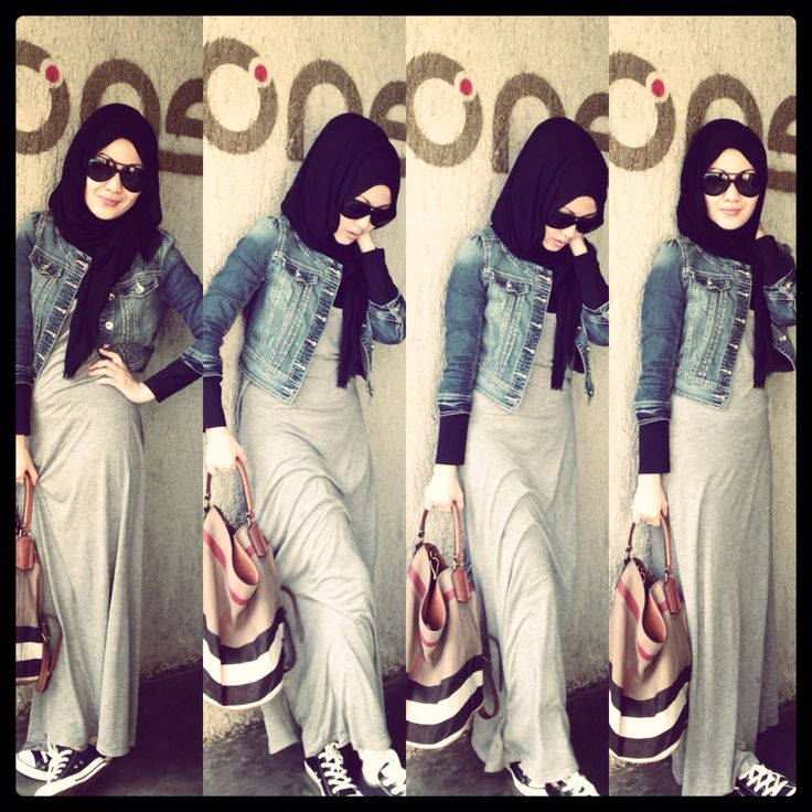 Hijab outfit of the day. love it