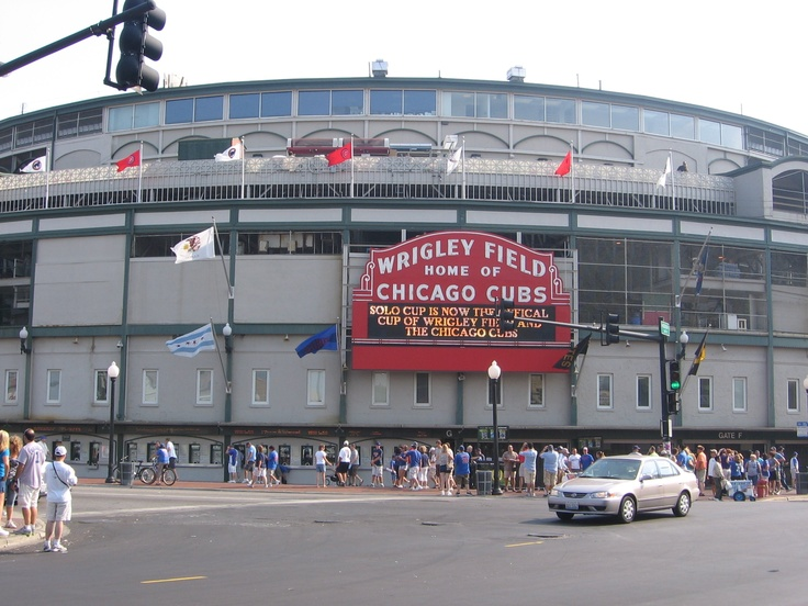 Game-day parking and transportation | Wrigley Field