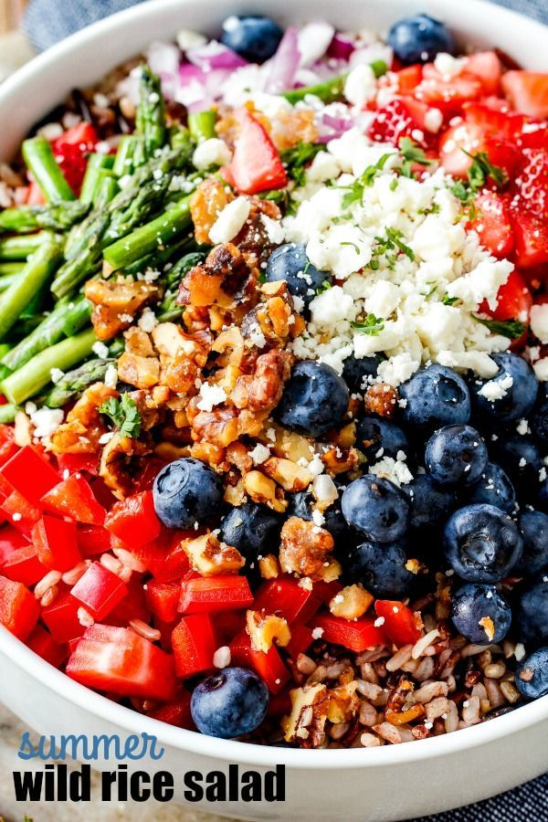 ... SALAD with Honey Lemon Vinaigrette is the perfect make-ahead salad to