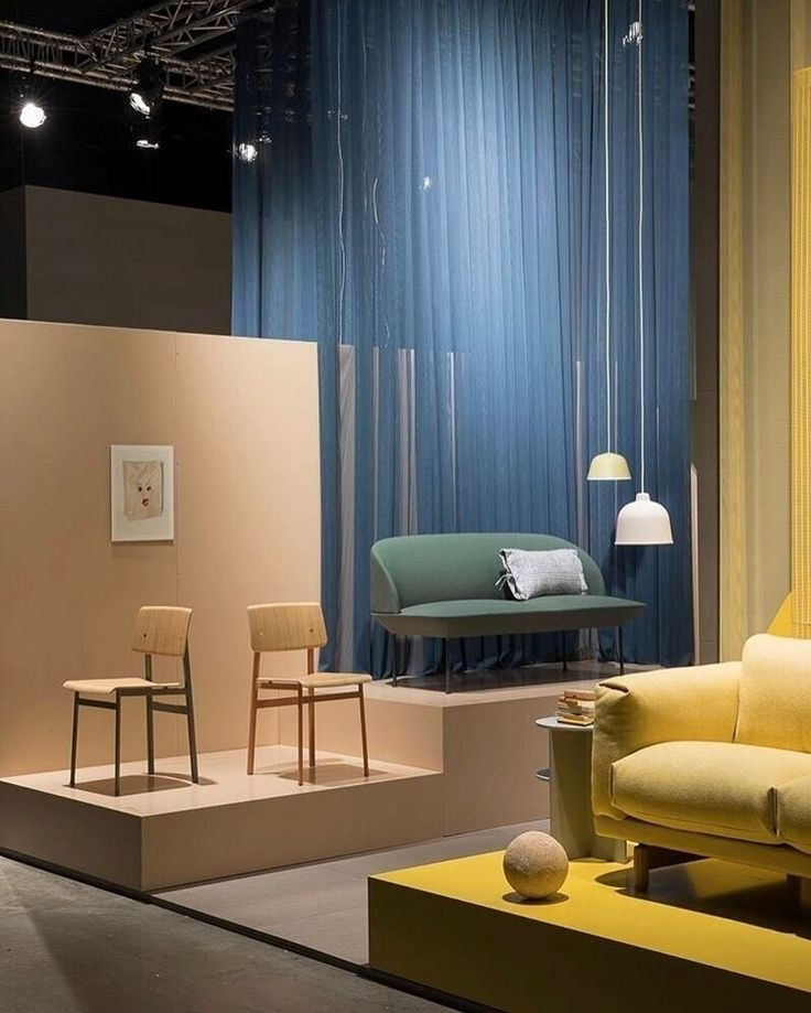 34 best Muuto in Fairs images on Pinterest   Chairs, Colour pattern ...