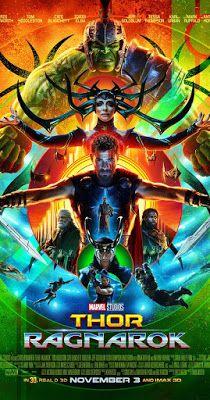 #Filmes - Thor: Ragnarok - Não Digas Nada a Ninguém
