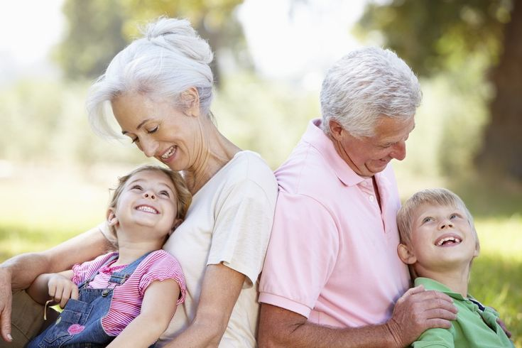 106 Nicknames for Grandma and Grandpa