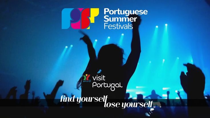 Find yourself. Lose yourself. | Portuguese Summer Festivals | Come to Portugal and discover best summer music festivals in Europe. http://www.portuguesesummerfestivals.com/