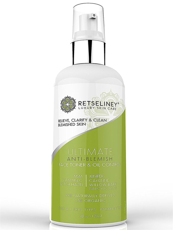 Retseliney Acne Facial Toner and Oil Control, Acne Treatment for Face with 2% Salicylic Acid, for Teens, Adult and Hormonal Acne, Clear Blemishes and Acne Scars, Organic Facial Cleanser for Men and Women *** Don't get left behind, see this great  product : Skin care