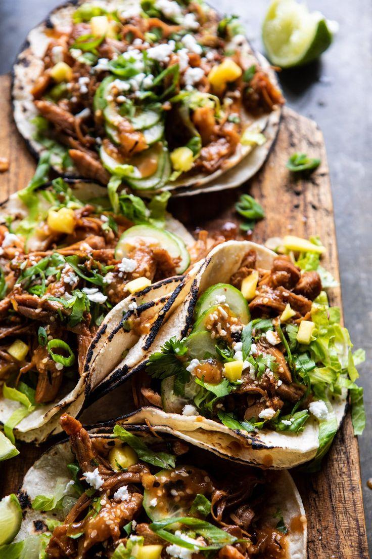 Instant Pot Korean Bulgogi Tacos | Recipe | Food, Korean ...