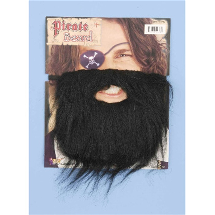check out mens black pirate beard wholesale pirate accessories from wholesale halloween costumes - Halloween Novelties Wholesale