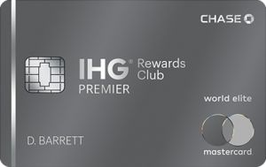 InterContinental Hotels Group (IHG) is one of my favorite