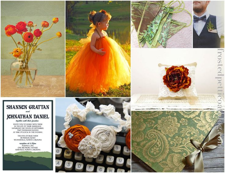 1000 Images About Wedding Colors Amp Themes On Pinterest