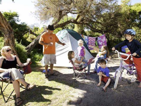 Gippsland camping spots