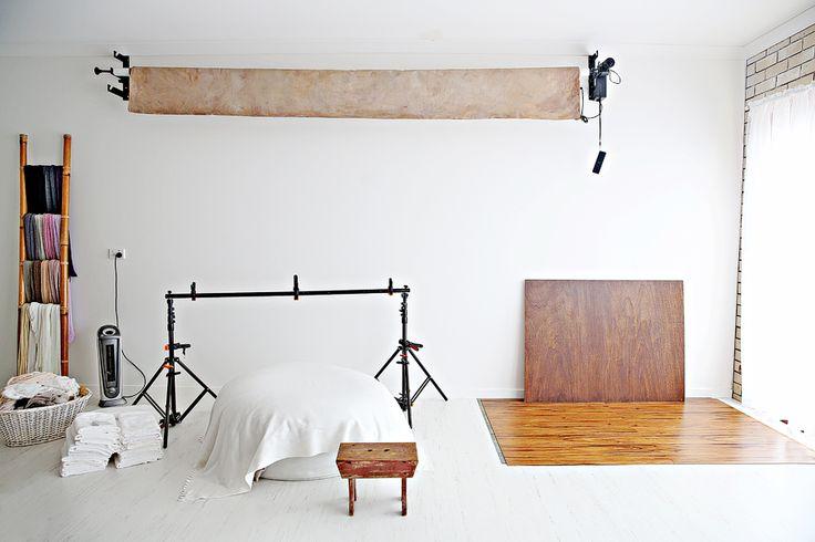 Kelly Brown's gorgeous Brisbane Newborn Photography Studio - DREAM!