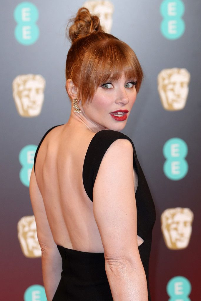 Bryce Dallas Howard in Solace London at the EE British Academy Film Awards 2017 (3)