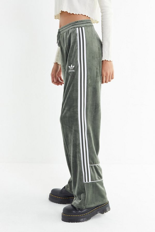 adidas Originals Velour Track Pant   Fashion, Cool outfits