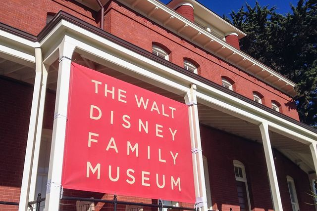 A guide to visiting the Walt Disney Family Museum in San Francisco ​includes how to get there, what to see, how long it takes