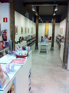 libreria-exposiciones polosequeros arquitectos