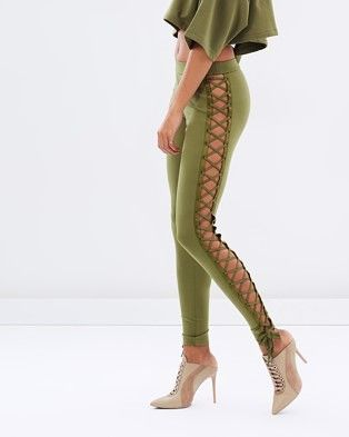 Buy Boxing & Bomber Lacing Tights by Fenty Puma online at THE ICONIC. Free and fast delivery to Australia and New Zealand.