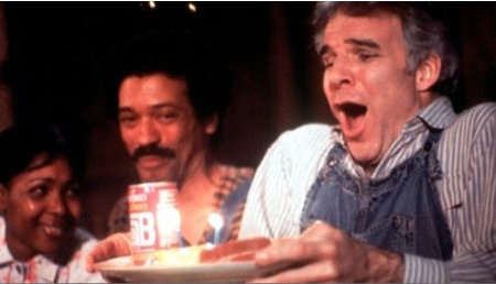 Steve Martin was ridiculously funny.: Ridiculous Funny, Steve Martin, Navin, Movie