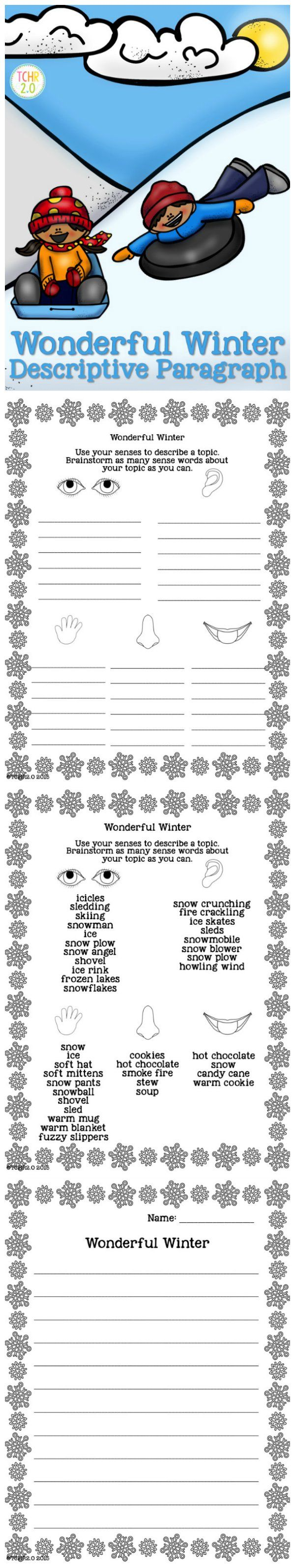 effective essay tips about winter descriptive writing winter printable parent resources i abcteach provides over 49 000 worksheets page 1 what do you think the symbolism of winter is in relation to the human