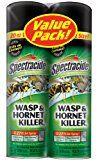 #9: Spectracide HG-65865 Wasp And Hornet Killer Aerosol 20 Ounce Pack of 2