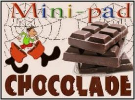 Mini-pad Chocolade :: mini-pad-chocola.yurls.net