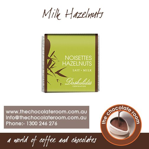 Have you ever tried #Milk #Hazelnuts #chocolate?? If no, then what are you waiting for??  Hurry, try today!! For more updates follow @chocolateroomau