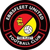 1946, Ebbsfleet United F.C. (Northfleet, Kent, England) #EbbsfleetUnitedFC #UnitedKingdom (L15048)