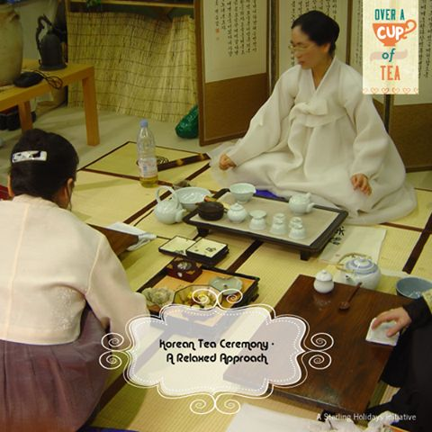 As for the Korean Tea Ceremony, there is less emphasis on the rituals and practices and more on enjoying and tasting the flavours of the brew. The ‪#‎tea‬ ceremonies of Korea also involve tasting tea in different exquisite earthen pots made of clay or porcelain. The practice of having a relaxed approach towards tea tasting makes the ceremony truly about relishing the aroma of the tea. ‪#‎teaceremony‬ ‪#‎greentea‬