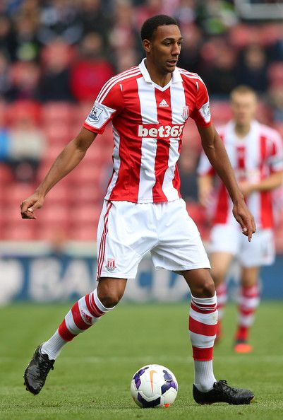 ~ Steven N'Zonzi of Stoke City against Manchester City ~