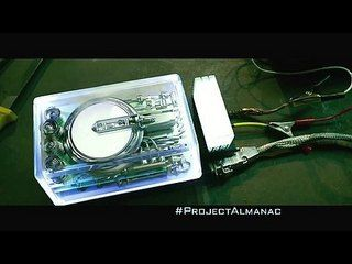 Project Almanac: Mystery --  -- http://www.movieweb.com/movie/project-almanac/mystery
