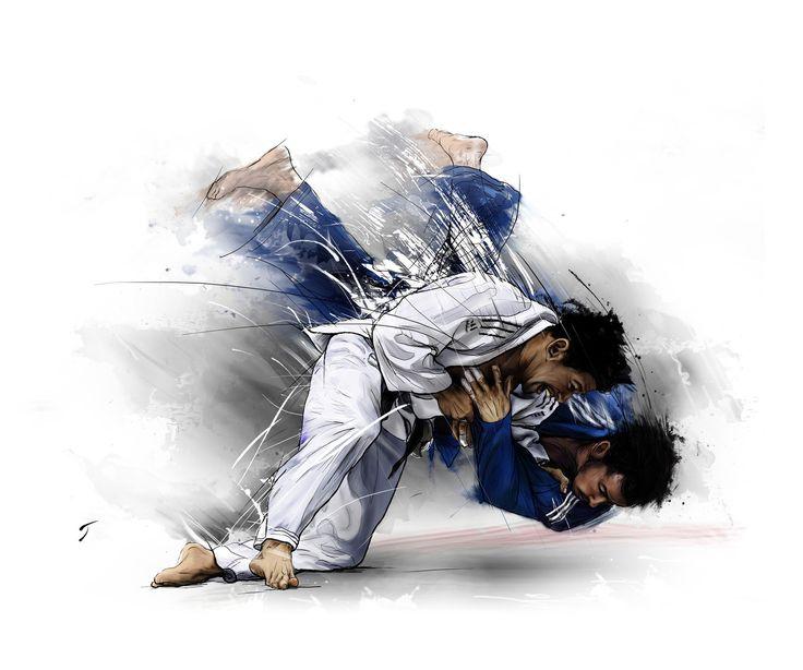 Judo art