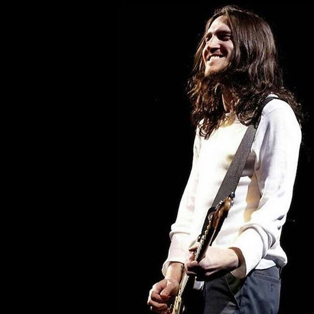 """141 Likes, 3 Comments - @imalwayswalkingwithyou on Instagram: """"#johnfrusciante #redhotchilipeppers"""""""