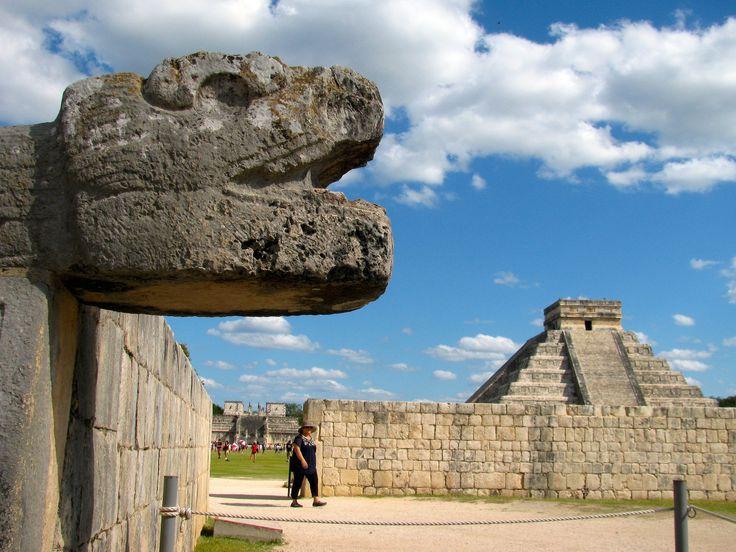 https://flic.kr/p/tNLU7w | Chichén Itzá | Yucatán, México