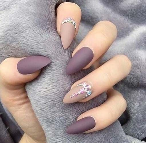 Beautiful Nails - Best 25+ Almond Nails Ideas On Pinterest Nails Shape, Almond Gel