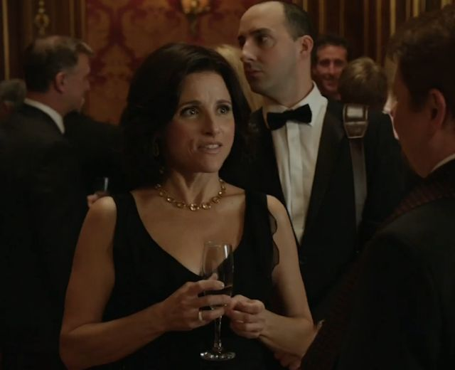Veep time slot hbo