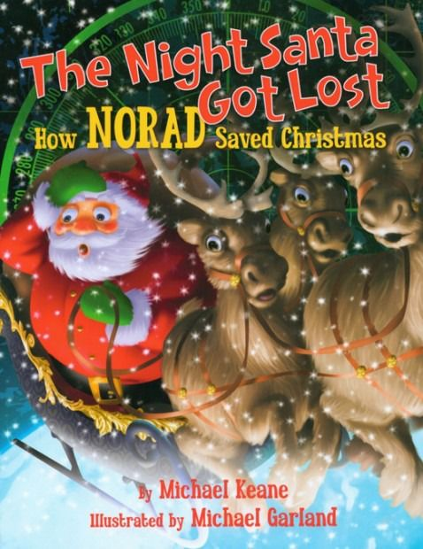 How NORAD saved Christmas - a wonderful kid's book, just perfect to read THIS #Christmas!