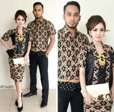 Best 25 Baju batik couple ideas on Pinterest  Gaun batik modern