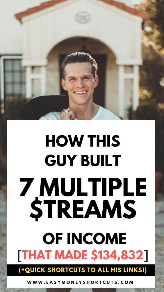 If you are searching for multiple streams of incom…