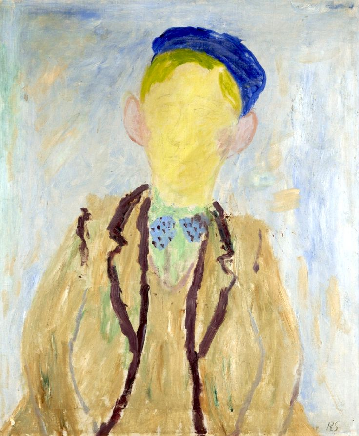 Ragnar Sandberg - Boy in Beret