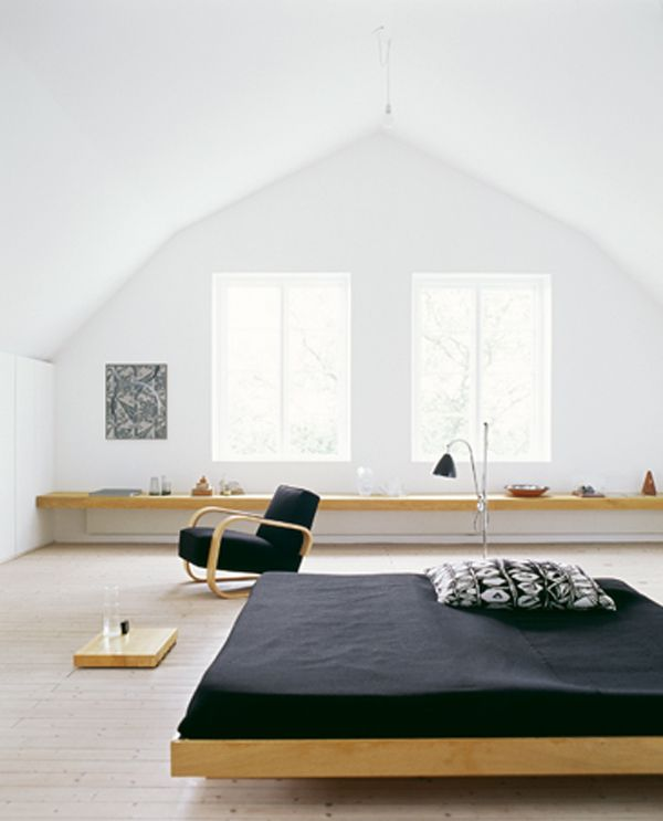 30 Minimalist Bedroom Ideas To Help You Get Comfortable