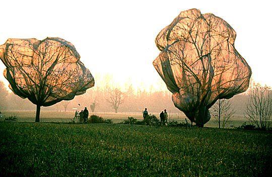Christo Javacheff & Jeanne-Claude.