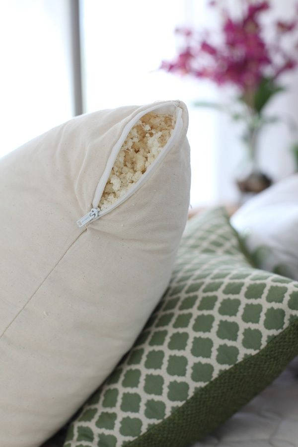 savvy rest now offers 4 styles of organic pillows just unzip the inner and