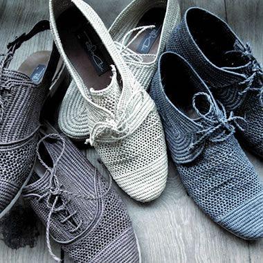 Rafia Chic - beautiful handmade shoes