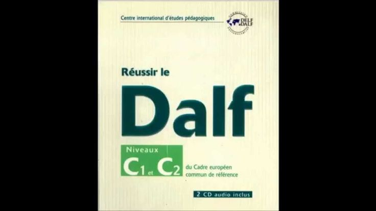 DALF C1 Audio - YouTube