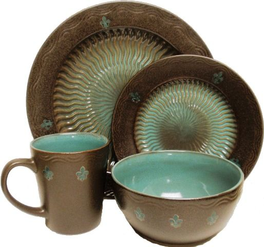 Praying Western Cowboy Dinnerware