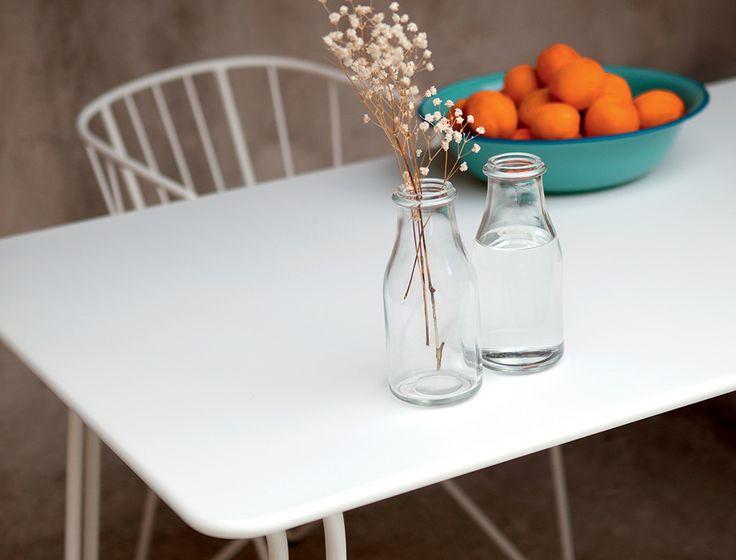 Tisch Surprising, Gartentisch Aus Metall, Gartenmöbel