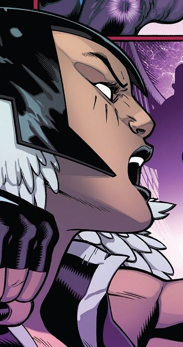 Warbird - Ava'Dara Naganandini (Earth-616) from Amazing X-Men Vol 2 5