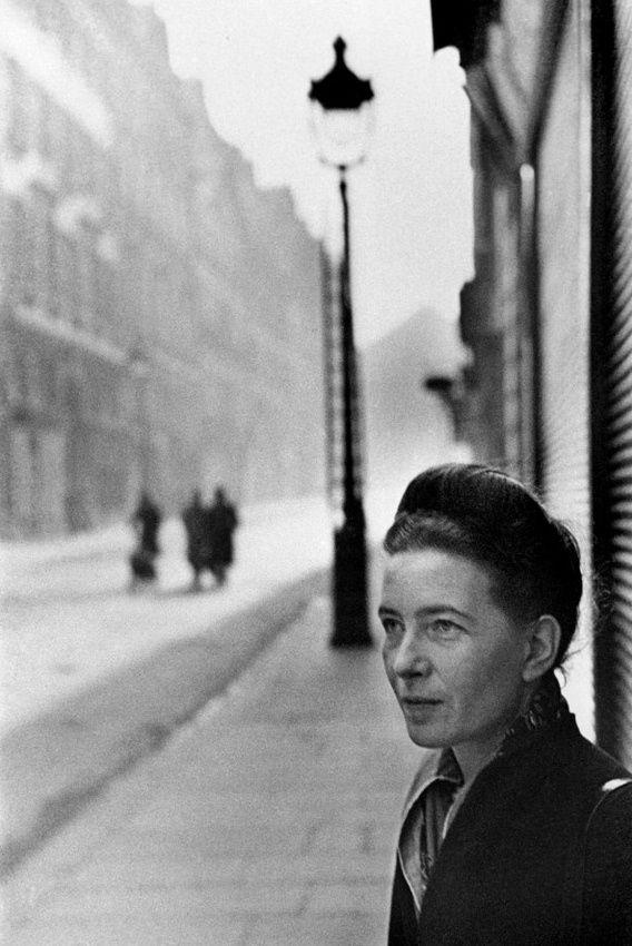 Sex and existence : Simone de Beauvoir's The second sex