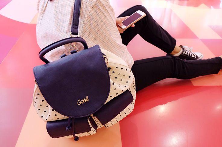 KEEP CALM AND CARRY A FABULOUS BAG!!! Bag by GOSH, TSM 1st Floor