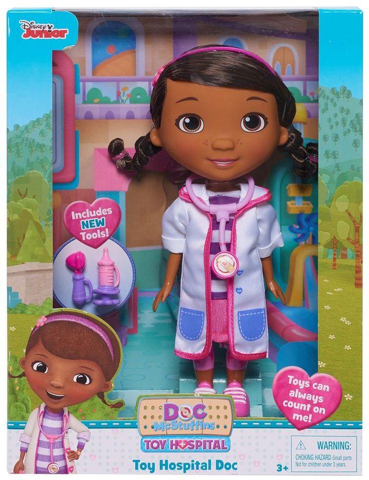 Toy Doll Disney Plush Doc 3 Playset Play Mcstuffins Hospital Junior Docmcstuffins Doll Toys Doc Mcstuffins Toys Pony Birthday