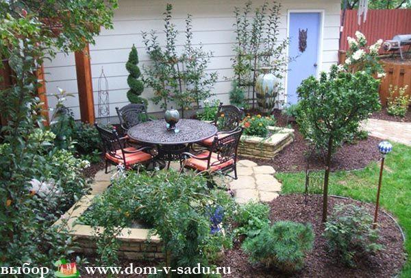 Планировка двора частного дома | Частный Дом